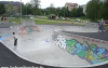 Deep End - Concrete Pool @ Konkordia Park Chemnitz