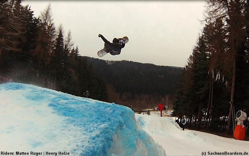 Rider: Matteo Rüger